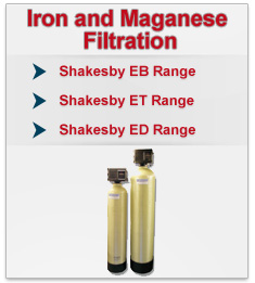Iron and Maganese Filtration