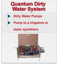 Quantum Dirty Water Systems
