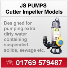 JS Pumps (Cutter Impeller)