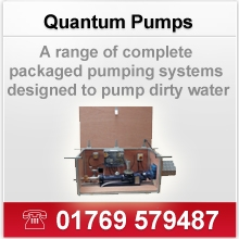 Quantum Dirty Water System
