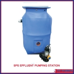 SPS Effluent Pumping Stations- Sewage Pumping Stations – by TP Pumps