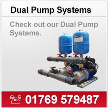 Dual Pump Systems