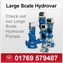 Large Scale/ Hydrovar