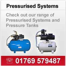 Pressurised Systems