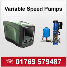 Variable Speed Water Pumps