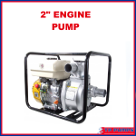 2″ Engine Powered Pumps – by TP Pumps