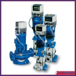 Large Scale and Hydrovar Water Pumps