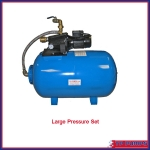 High Capacity Pressure Sets – Pressure Boosting