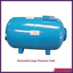 Pressure Tanks (Large) – Pressure Boosting by TP Pumps
