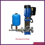 Teknospeed Variable Speed Pumps – SV Range by TP Pumps