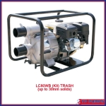 LC80WB Trash Engine Powered Pump – Engine Powered Pumps – by TP Pumps