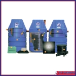 Modulus Range of Sewage Treatment Systems