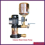 High Volume Parlour Washing Systems – Volume Washdown Pumps – by TP Pumps