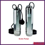 Scuba –Close Coupled Submersible Well Pumps